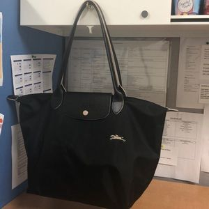 Large Longchamp Club Tote- Offers Welcome!